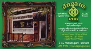 Dugans Pub Quarter