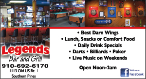Legends Bar & Grill