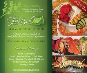 Thai Basil Half
